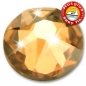 Mobile Preview: Swarovski® Kristalle 2078 Hotfix, SS30 Crystal Golden Shadow