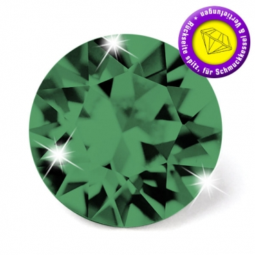 swarovski crystals 1088 chatons 2,7mm Emerald