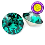 swarovski crystals 1088 chatons 3mm Emerald