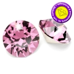 swarovski crystals 1088 chatons 2,7mm Rose