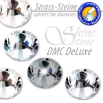 ShineStone DeLuxe DMC Strass-Steine SS20 Black Diamond