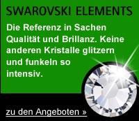 Strasssteine Hotfix Swarovski